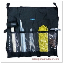Tent Accessory Sets 24 pieces